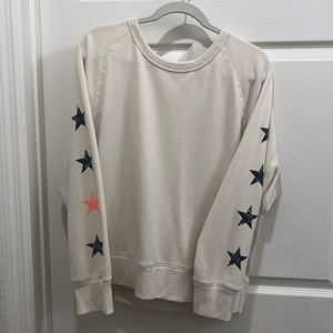 Gap star sweatshirt